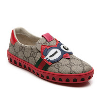 Gucci GG Owl Trainer KID SLIP ON