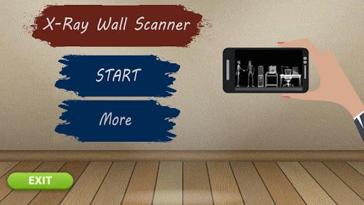 Xray Wall Scanner Pro Prank