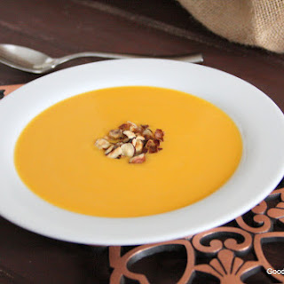 My Favorite Butternut Squash Soup {dairy-free, vegan, Whole30}