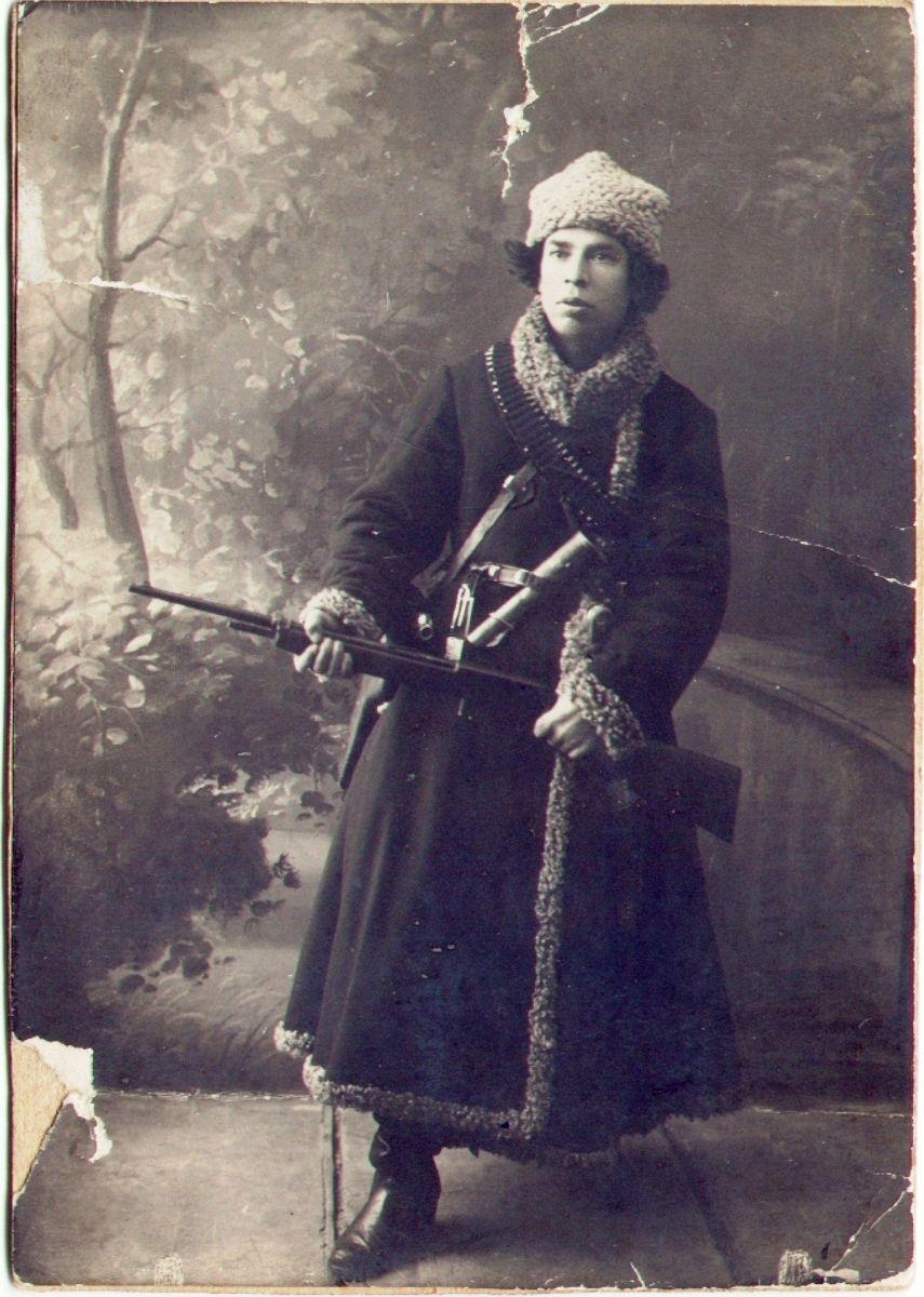 Іван Каляєв-Габінський у 1921-му. Фото з колекції ХІМ