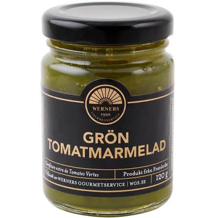 Tomatmarmelad grön – Werners gourmetservice