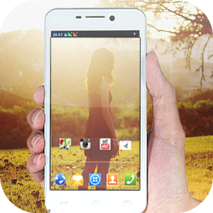 Go more links apk Transparent Screen Android  for HTC one M9