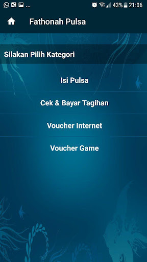 Fathonah Pulsa 2.7 screenshots 3
