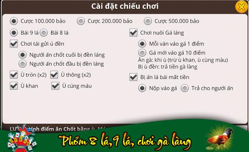 Phỏm Tươi Tá Lả Phom Tuoi TaLa screenshot 5