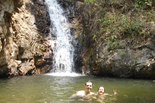 Swim in Huay Tho Waterfall