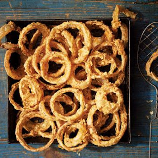 Chili Onion Rings Recipe