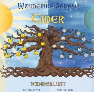 Logo of Wandering Aengus Wanderlust