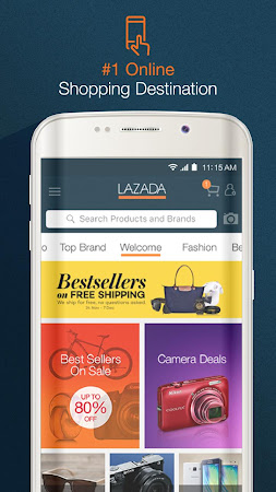 Lazada - Shopping & Deals 3.2.4 screenshot 248921