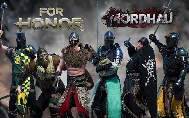 Mordhau Themes New Tab