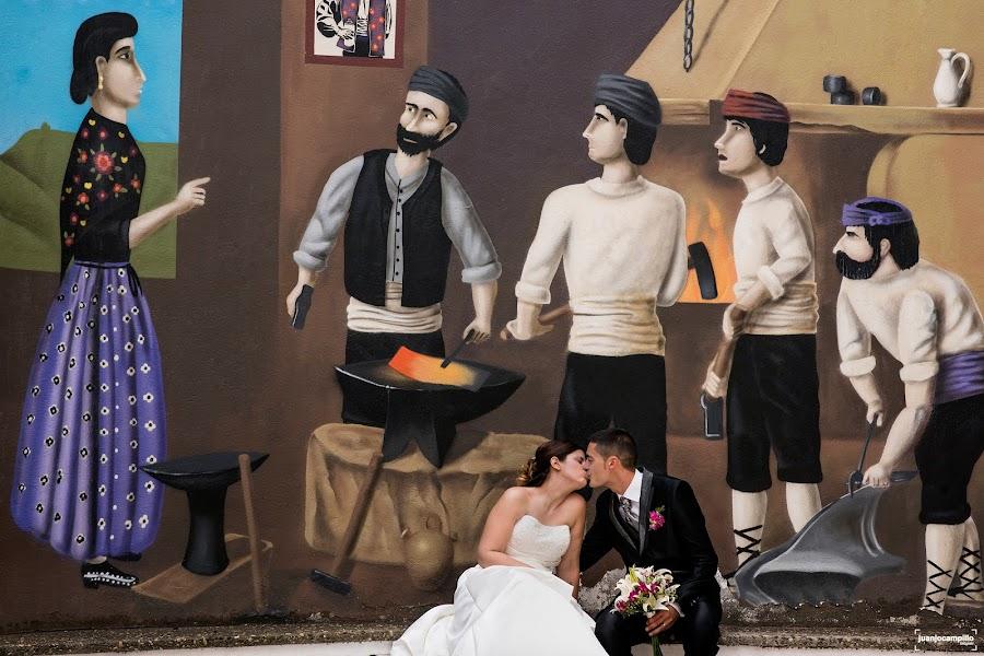 Fotógrafo de bodas Juanjo Campillo (juanjocampillo). Foto del 22.11.2017