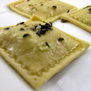 Spinach & Three Cheese Ravioli
