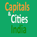 Indian Districts Capitals icon