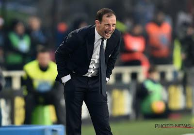 """La Juventus au devant d'un échec en Ligue des Champions ?  """"Ça ne me va pas"""" répond Allegri"""