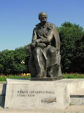 Photo: Taras Szewczenko. Ukraiński poeta narodowy, malarz, przedstawiciel romantyzmu.