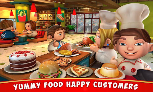 Cooking Frenzy: Chef Restaurant Crazy Cooking Game  code Triche 1