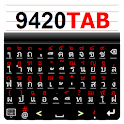 9420 Tablet Keyboard icon