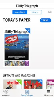 The Daily Telegraph - náhled