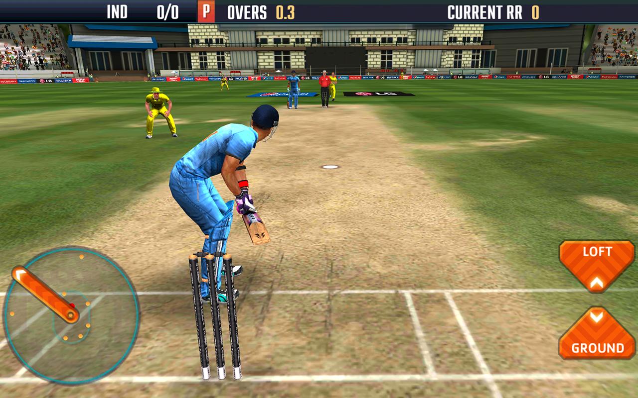 Download ICC Pro Cricket 2015 MOD APK v1.0.105 - For ...