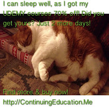 Photo: Happy New Year from Us! 2 more days to build up your education with up to 70% off Udemy courses at ContinuingEducation.Me ! #intercer #cat #pet #cats #pets #meow #petsofinstagram #beautiful #cute #cutie #animal #picpets #sweet #kitty #kitten #catlovers #learn #education #continue #school #teach #books #programming #learning #college #udemy #holiday #boxingday - via Instagram, http://instagr.am/p/T3tMPkJft0/