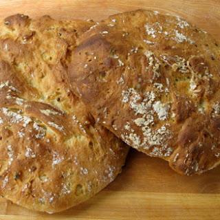 Garlic & Rosemary Bread Recipe