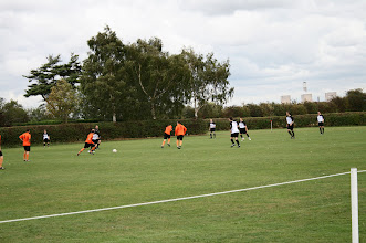 Photo: 10/09/11 v Barlestone St Giles (Leicestershire Senior League Div 1) 5-2 - contributed by Martin Wray