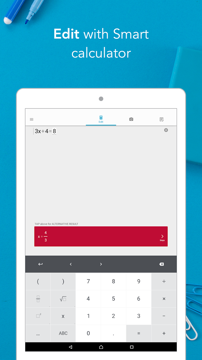 Photomath Android 11