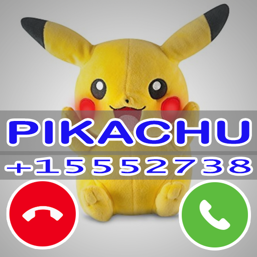Fake Pikacu Phone Call Prank For Kids