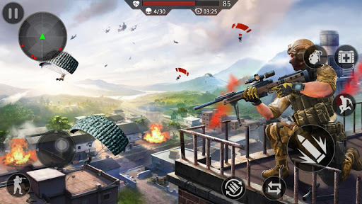 Critical Action :Gun Strike Ops - Shooting Game 2.4.90 screenshots 10
