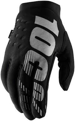100% Brisker Men's Full Finger Gloves