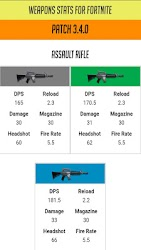 Scarica FBR Weapons Stats APK 0 8 0 APK per Android