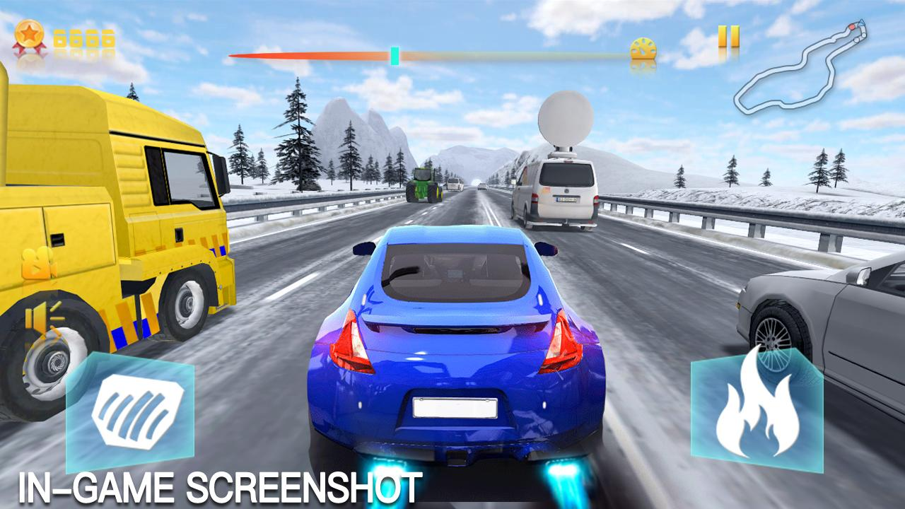 Top Road Racing- screenshot