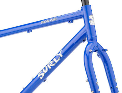 Surly Bridge Club Frameset - Loo Azul alternate image 3