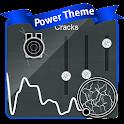 Fissures Poweramp Peau icon