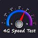 4G Speed Test & Meter Icon