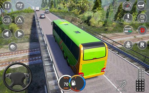 Euro Bus Driving Simulator : Bus Simulator 2020 1.0 screenshots 1