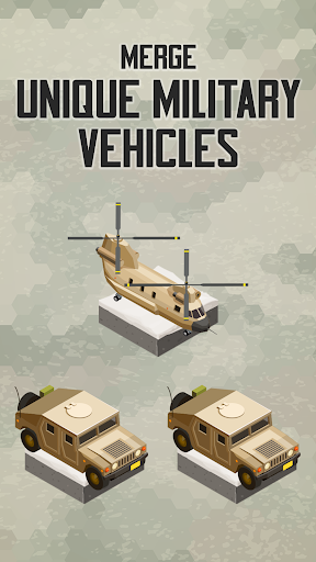 Merge Military Vehicles Tycoon - Idle Clicker Game cheat screenshots 2