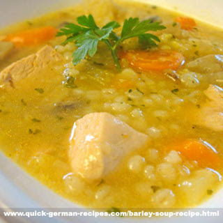 German Barley Soup