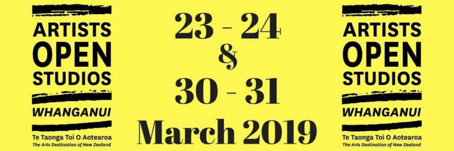 Artist Open Studios - Whanganui 2019