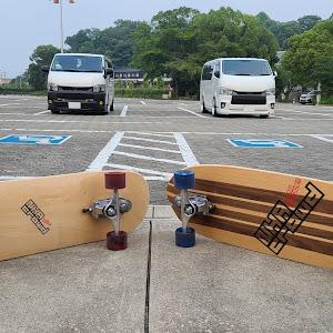 ハイエース TRH200V SUPER GL 2018年式のカスタム事例画像 keiji@黒バンパー愛好会さんの2020年08月09日09:53の投稿