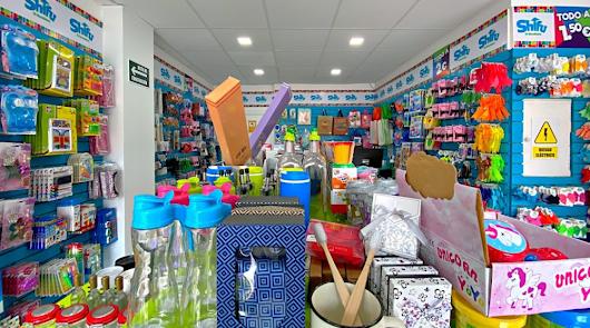 Shifu, la tienda de regalos más barata de Almería