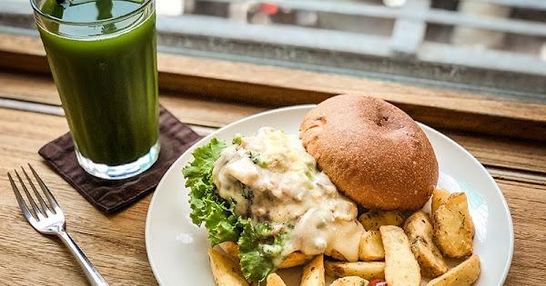 台中西區-Farm Burger田樂公正小巷店-日式洋食手作漢堡排 恬靜老宅居所