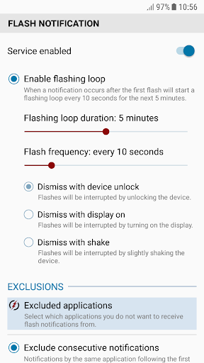 FrontFlash Notification for PC