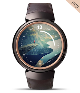 Photo Wear Android Watch Face- screenshot thumbnail