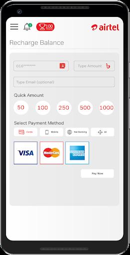 Airtel MyPlan v1.4 screenshots 5