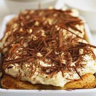 Italian Mascarpone Dessert.