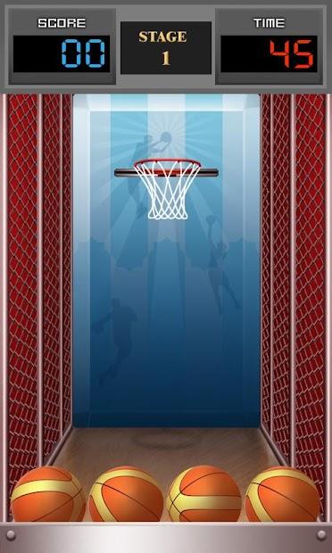 Basketball Shot screenshot 5