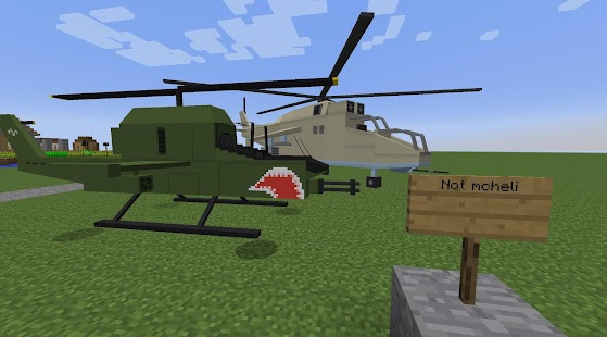 War for Minecraft PE Addon - náhled