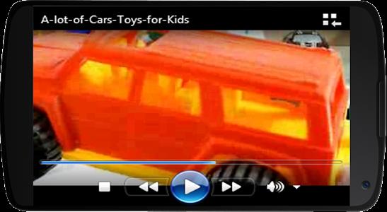 Toy Car Video screenshot 1