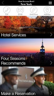 Four Seasons Hotels- screenshot thumbnail