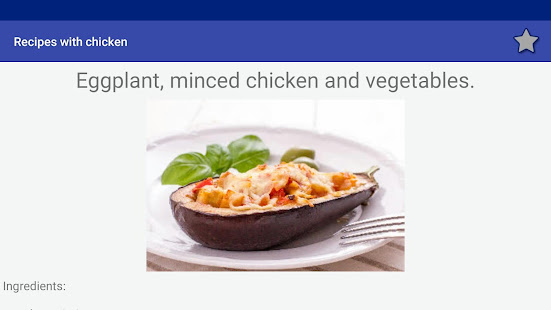 Download Recipes with chicken! Free! For PC Windows and Mac apk screenshot 11